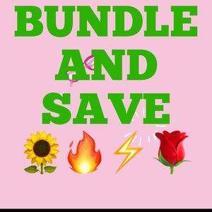 🌻🔥⚡️🌹 BUNDLE AND SAVE